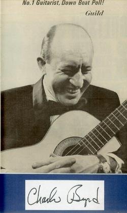 Charlie Lee Byrd