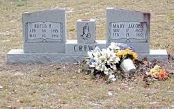 Mary Saloney <i>Jacobs</i> Crews