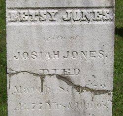 Betsey Jones