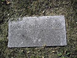 Samuel Dillon Jackson