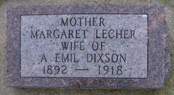 Margaret K Dixson