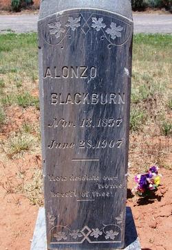 Alonzo Blackburn