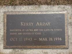 Kerry Jene Arday