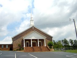 Hatchie Chapel Cemetery