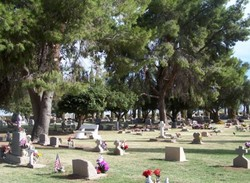 Eloy Memorial Park
