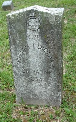 Corp William I. Didlake