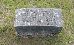 Ada Lillian Clarkson