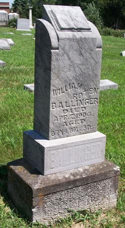 William Roten Ballinger