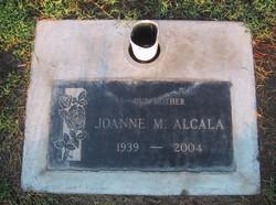 Joanne M Alcala