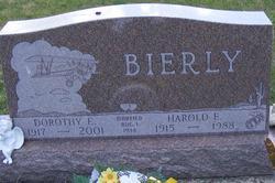Harold Eugene Bierly