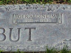 Geraldine M <i>Armstrong</i> Marbut