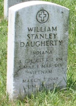 Corp William Stanley Daugherty