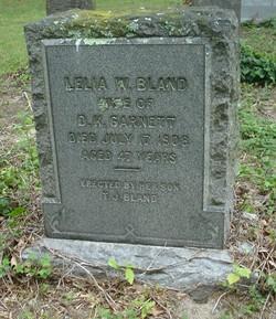 Lelia W. Garnett
