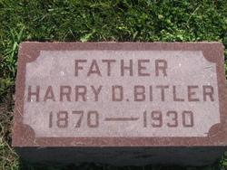 Harry D Bitler