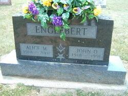 Alice M. Englebert