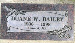 Duane W. Bailey