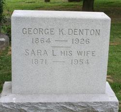 George Kirkpatrick Denton