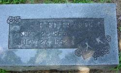 John Edward Ed France