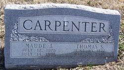 Thomas States Carpenter