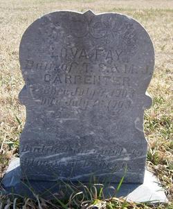 Lova Fay Carpenter