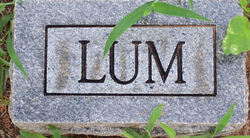 Christopher Columbus Lum Burns, Jr