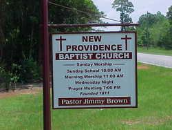 New Providence Baptist Church Cemetery