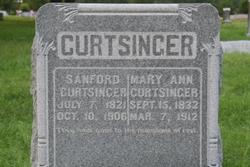 Sanford Curtsinger