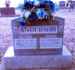 Robert E. Robbie Anderson, Jr