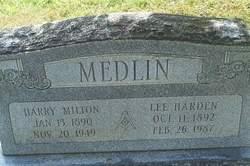 Harry Medlin