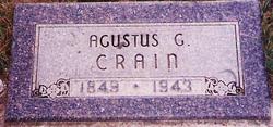 Augustus G. Gus Crain