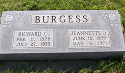 Richard Carl Burgess