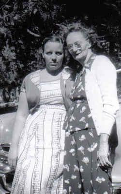 Mildred Darlene <i>White</i> LeClaire