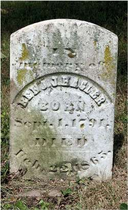 Benjamin Jones Hagler