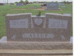 Ellis F Alsup