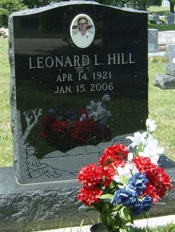Leonard L Hill