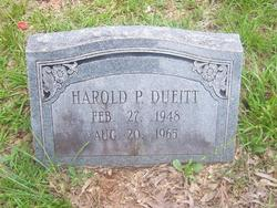 Harold Perry Dueitt