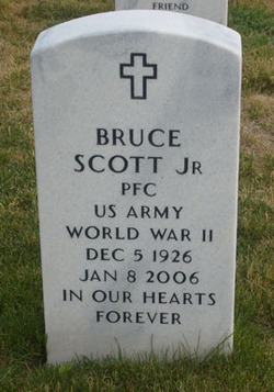 Bruce Scott, Jr