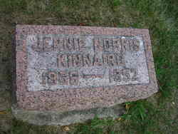 Jennie <i>Norris</i> Kinnaird