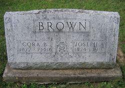 Cora B. <i>Scott</i> Brown