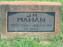 Joseph Matthew Mahan