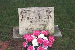 Jimmy W Bright