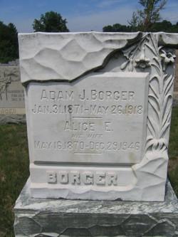 Adam J Borger