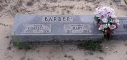 Mary Ella <i>Barber</i> Singleman