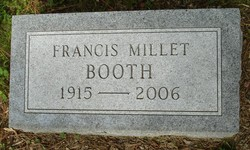 Francis <i>Millet</i> Booth