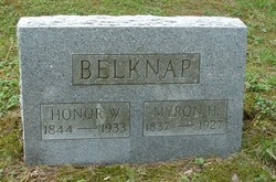 Myron H. Belknap