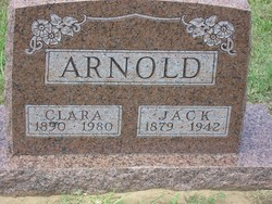 Clara Ann <i>Shafer</i> Arnold