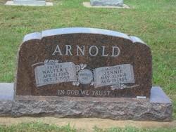 Jennie <i>Stephenson</i> Arnold