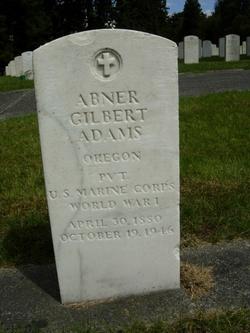 Abner Gilbert Adams