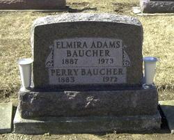 Elmira B <i>Adams</i> Baucher