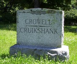 Fannie <i>Phelps</i> Crowell